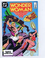 Wonder Woman #321 DC 1984