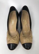 13aa534bff03a CHANEL Elastic Pumps, Classics Heels for Women for sale | eBay