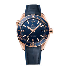 Omega Seamaster Planet Ocean Co-Assiale MASTER Cronometro-mai indossato con scatola e documenti