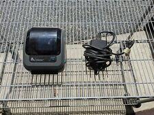 Zebra GX420D Thermal Label Printer w/ power supply cord