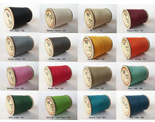 FIL AU CHINOIS LEATHERWORK WAXED CABLE LINEN THREAD, Lin Cable n°332 432 532