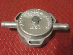 NOS 1976 Jeep CJ5 automatic choke control cover and coil, 2 BBL