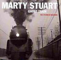 MARTY STUART - GHOST TRAIN: THE STUDIO B SESSIONS NEW CD