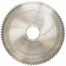 Lama sega circolari taglio dei metalli HSS 162 x 3 32 78 DENTI DADO Alesatore