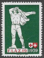 "Switzerland ""Soldier""stamp: Sanistat/Medical Unit, San#99: F.Laz.19 - sw671"