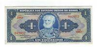 1 Cruzeiro Brasilien 1955 C011 / P.150b - Brazil Banknote