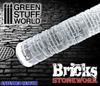 Rolling Pin - BRICKS Texture - Create your own bases - Warhammer