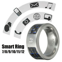 Smart Rings Magic Wearable  NFC Ring For Android Windows NFC Mobile Phone iPhone