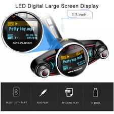 Trasmettitore Bluetooth FM USB Wireless Radio MP3 Player Accendisigari Per Auto
