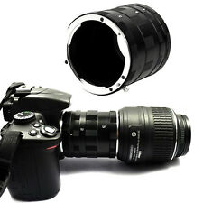 AI Makro Zwischenringe für Nikon EOS Kamera EF EF-S-Objektiv Adapter Macro Ringe