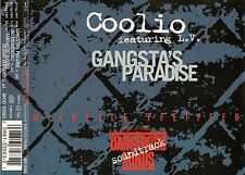 COOLIO FEATURING L.V. : GANGSTA'S PARADISE / CD