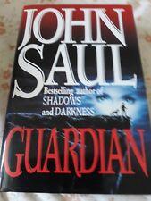 John Saul - Guardian - BCA hardback edition - as new / unread