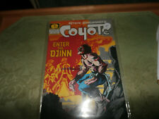 Steve Englehart's Coyote 3 Sept 1983 Epic Comic Enter The Djinn