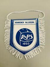 Rovaniemen Palloseura ROPS fanion vintage football banderin pennant wimpel