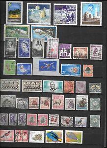 Briefmarken Lot Afrika verschiedene Länder siehe Bilder wie abgebildet