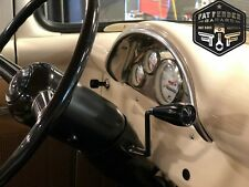 Black Aluminum Ford F100 Ididit Tilt Steering Column Knobs 1953 1954 1955 1956