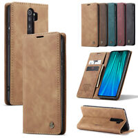 CaseMe Cover For Xiaomi Redmi Note 8 8 Pro Luxury Flip Leather Wallet Stand Case