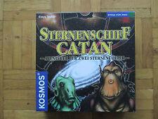 KOSMOS ° Sternenschiff Catan ° für 2 Spieler ° Klaus Teuber ° 2001