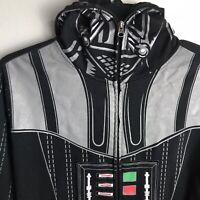 Star Wars Darth Vader Jedi Cosplay Hoodie Sweatshirt Zipper Jacket Coat Medium