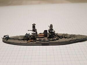 Navis Neptun N1307 Oklahoma Battleship USA WWII 1941 waterline 1/1250