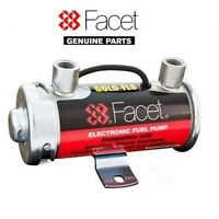 GENUINE FACET RED TOP FUEL PUMP FOR 200 BHP+ CARBS - 480532E