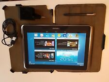 Samsung Galaxy Note 10.1 Tablet 16GB S Pen GT-N8000 deep Grey