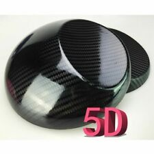 8 € m² Autofolie 5D Hochglanz Carbon Luftkanäle 3D Flex Selbstklebend - 20X30cm