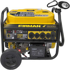 Firman P08003 - Performance Series 8000 Watt Electric Start Portable Generato...