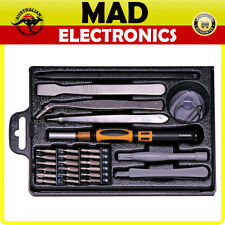28 Piece iphone /Android /Tablet Screwdriver Repair Kit philips Star/Torx hex