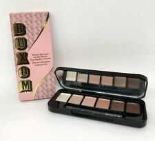 BUXOM White Russian On The Rocks Eyeshadow Palette New 0.05 oz