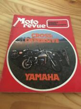MOTO REVUE 2106 janvier 1973 Yamaha Cross Maingret Montesa cota 49 scorpion 50