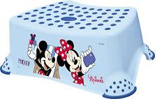 Disney Micky Mouse Tabouret N Wc Formateur Tabouret Marche-Pied Jusqu'à 100 Kg
