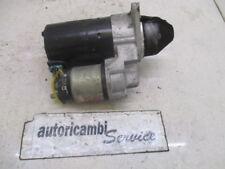 0001107408 MOTORINO AVVIAMENTO OPEL CORSA D 1.4 B 3P 5M 66KW (2008) RICAMBIO USA