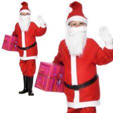 Smiffys - Costume di Babbo Natale Ragazzo (v3o)