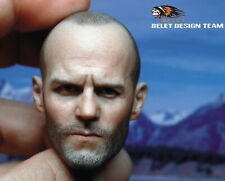 BELET BT012 1/6 Jason Statham European Male Head Carving 2.0 F 12''Action Figure