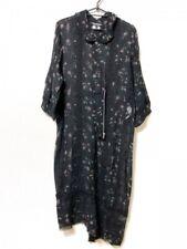 COMME DES GARCONS JUNYA WATANABE  IRREGULAR LENGTH FLOWERY  DRESS