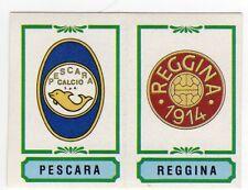 figurina CALCIATORI PANINI 1982/83 NEW numero 529 PESCARA REGGINA