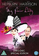MY FAIR LADY NEW REGION 2 DVD