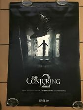 The Conjuring 2 Theater Original Movie Poster One Sheet DS 27x40