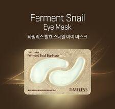 [Tonymoly] Ferment Snail Eye Mask 1EA 10g Eye Patch Whitening Korea-Beauty