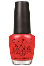 OPI Nail Polish Lacquer N25 Big Apple Red 15ml
