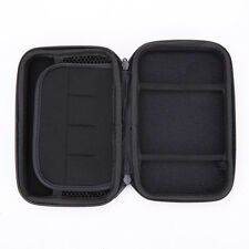 Portable Black EVA Pouch Pounch Travel Case Bag Box For Nintendo 3DS NDSL DSi