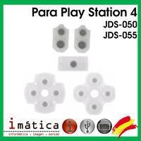 GOMA CONTACTO BOTONES MANDO PS4 PLAY STATION 4 V2 ALMOHADILLAS GOMAS JDS-050 055