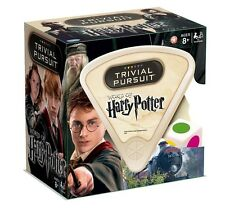 Trivial Pursuit World of Harry Potter Board Travel Card Game 600 Questions