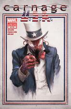 Carnage USA #2 Near Mint First Print