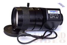 Demo merce computar h6z0812a-dc vario-Focus Megapixel Obiettivo 8-48mm 1:1 .2 CS
