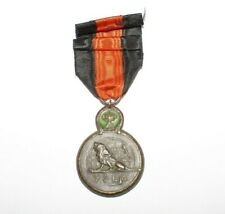 Antique World War I Cross Yser Belgium Commemorative Medal 1914-1918