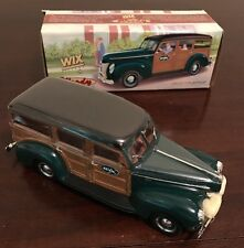 WIX 1940 FORD WOODY  Die Cast by ERTL Limited Edition New in Box