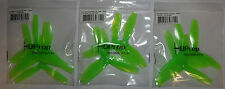 HQ Prop Green 5X4X3 5040 DPS PC 3 Blade 6CW 6CCW Quadcopter Propellers -12 Props