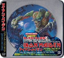 IRON MAIDEN - The Final Frontier CD TIN METAL JAPAN TOCP-66966 NEW 2010 s4163